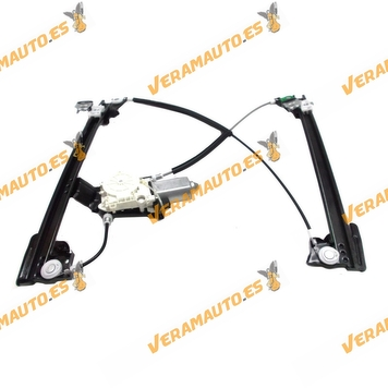 Electric Window Operator Land Rover Freelander from 1998 to 2006 Front Left with Engine CUH000032 CUH000031