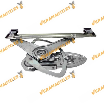 Electric Window Operator Ford Focus from 2005 to 2011 Focus C-Max y kuga Rear Right without Engine OEM similar 1738648 1698424