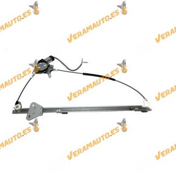 Elevalunas Electrico Volkswagen Transporter T4 Delantero Derecho Con Motor OEM Similar 701837502b 701837462a 701837502f