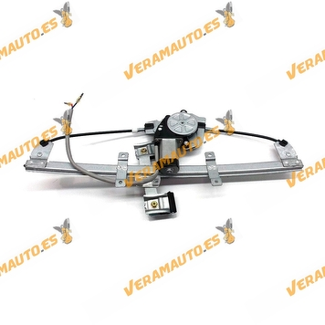 Electric Window Operator Ford Fusion from 2002 to 2012 Front Right with Engine 2 Pins OEM Similar to 1225872 1554229