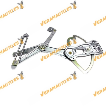 Window Operator Mercedes Class ML W163 from 1998 to 2005 Front Right Electric without Engine OEM Similar to 1637201246