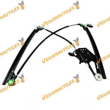 Window Operator Ford Galaxy Volkswagen Sharan without Engine 1996 to 2010 Front Left OEM Similar to 7M0837461