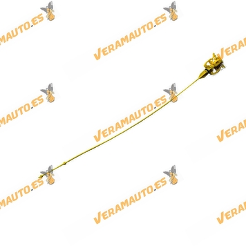 Varilla de Nivel de Aceite Renault Master |Opel Movano De 2003 a 2010 | 2.2  2.5 DCi DTi DCTi | Similar a OEM 4417975
