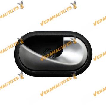 copy of Manecilla Interior Renault Megane II Clio III Modus (F/JP0)    Dacia Sandero (SD) Derecha Negra Similar a 8200491984
