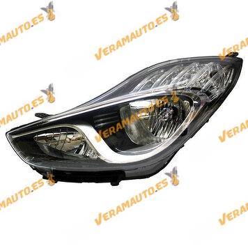 copy of Antiniebla Hyundai IX20 de 2011 a 2019 Izquierdo Con Luz Diurna Lamparas H27W2+P13W Similar a OEM 922011K100