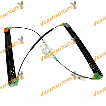 Electric Window Operator Volkswagen Touareg Porsche Cayenne Front Right without Engine OEM Similar 7L0837462 95554246204