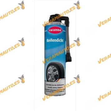 Spray Repara Pinchazos de Coche y Moto Caramba 400 ml