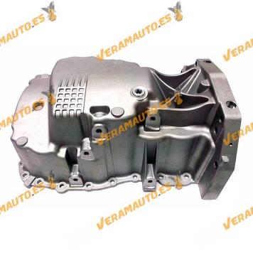Carter de Aceite Nissan Micra Note | Renault Clio Kangoo Modus Scenic Motores 1.5 DCI OEM 8200381856 8200318813 1111000QAS