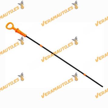 Varilla Nivel de Aceite Grupo VAG 1.6, 1.8 T y 2.0 Gasolina Similar 06B115611C