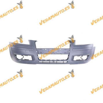 Front Bumper Audi A3 2005 to 2008 Sportback Printed for 3 and 5 Doors