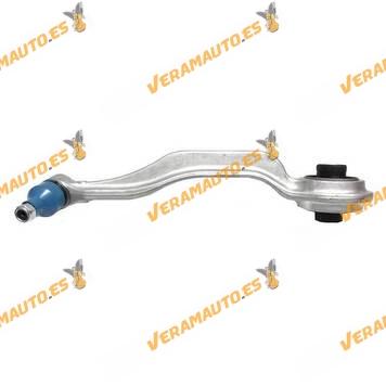 Brazo Suspension Mercedes W211 CLS Eje Delantero Izquierdo Inferior Anterior Aluminio OE 2113301511 2113301111 2113302911