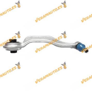 Brazo Suspension Mercedes W211 CLS Eje Delantero Derecho Inferior Anterior Aluminio OE 2113301611 2303301811 2113301211