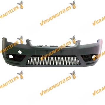 Bumper Ford Focus XR Convertible from 2004 to 2007 with Antifog Central Grille 1451741 1479774 1479775