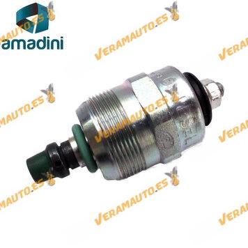 ELECB Electrovalvula Corte Inyeccion Combustible para Bomba Inyectora Bosch EPVE OEM Similar 0330001041
