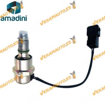 Electrovalvula | Corte Inyeccion Combustible Bomba Inyectora Delphi y Lucas 1.9D Citroen Peugeot Tata Toyota | 9108152A-I 1563L1
