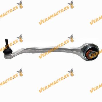 Brazo de suspension Audi A4 A6 A8 Skoda Superb Volkswagen Passat Eje Delantero Izquierdo Inferior Posterior 8E0407693AG