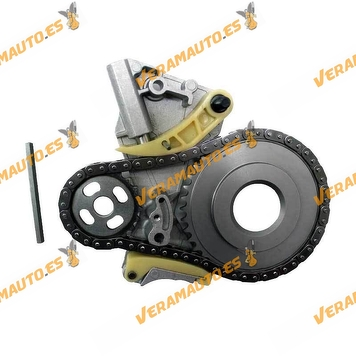 Oil Pump Reparation Kit Audi - Volkswagen, 2 Pinions Engines Axis 2.0Tdi Similar to 03g1158124d - 03g115230