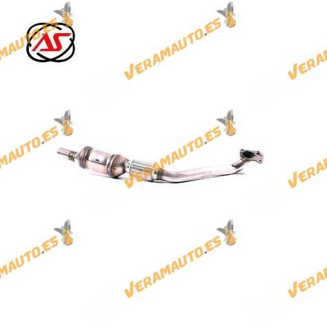 Catalizador Específico Grupo VAG Seat | Volkswagen Motores 1.9 TD 90 CV 66 KW Tipo AHU | 1Z OEM Similar a 3A0253091J