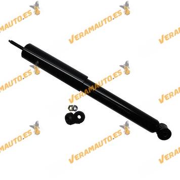 Amortiguador de Suspension Opel Corsa C Tigra | Trasero Ambos Lados Derecho e Izquierdo | OEM Similar a 9201036