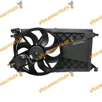 copy of Electro Ventilador Ford Focus C-Max Y Mazda 3 Con Pantalla Y Sin Modulo Similar 6g928c607gf 5m6h8c607aa
