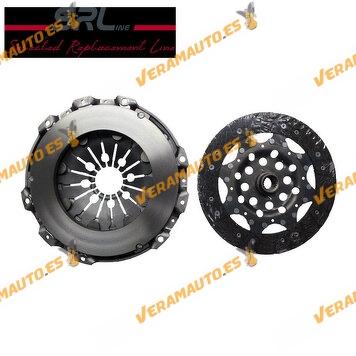 Kit Conversión embrague Opel 1.9 CDTI JTD, Astra H 04-10, Vectra C 04-09, Signum 04-08, Zafira B 05-08, Fiat Grande Punto 05-08
