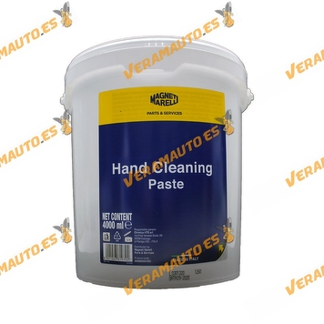 Hand Wash Paste for Mechanics | Magneti Marelli | 4 Liters | For Professionals
