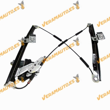 Electric Window Operator Ford Mondeo from 2000 to 2007 Front Left Complete with Engine OEM Similar to 1ST1F23201BS 1417698