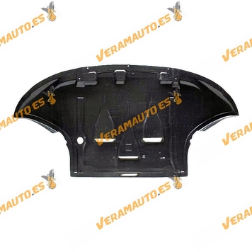 Under Engine Protection Audi A6 4F years 2004 to 2008 and 2008 to 2011 plastic under protection ABS equal to OEM 4f0863821g