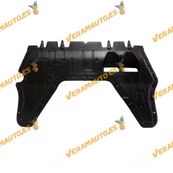 Under Engine Protection Volkswagen Passat from 2005 to 2014 Petrol Engine Plastic Polyethylene similar to OEM 3C0825235A