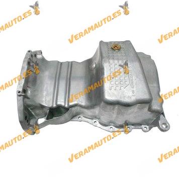 Carter de Aceite Dacia Logan Sandero | Renault Clio Kangoo Megane Motores 1.4 | 1.6 Gasolina OEM Similar 8200535848