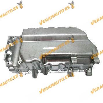 Carter de aceite PSA Fiat motores 2.0 HDI 2.2 HDI JTD similar a 0301J6 9637605380
