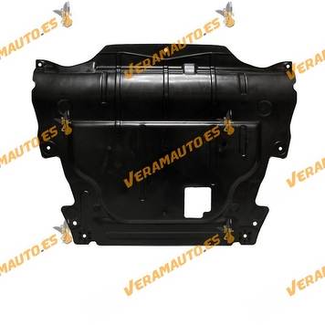 Under Engine Protection Ford Mondeo from 2007 to 2014 made of plastic similar to 1491989 bs718b384ah