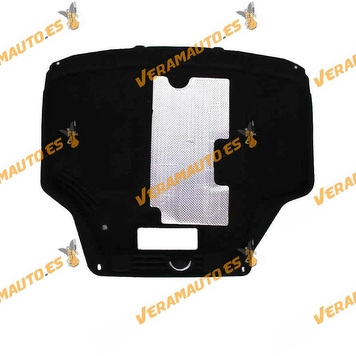 Soundproof Cover for Under Engine Protection Ford Fiesta from 2013 to 2017 Engines diesel with reference 1741333 1760417 1760815