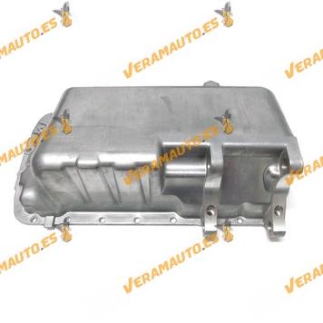 Carter de aceite Citroen Berlingo Xantia Xsara Peugeot 205 306 406 Partner 1.9 D 2.0 HDI similar a 0301H9 963181698