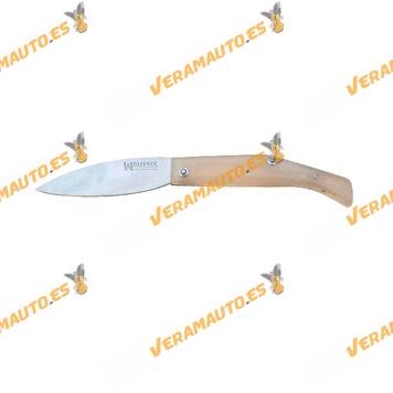 Navaja Modelo Nacar WOLFPACK con Hoja de Acero al Carbono | 112 mm Cerrada | 200 mm Abierta | Mango Ergonómico