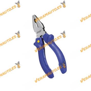 Alicates Universales UTILEX | 150 mm | Certificación TÜV SÜD | Mango Azul | Diseño Ergonómico