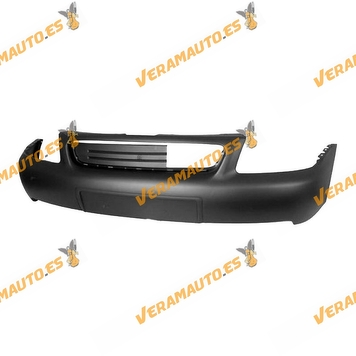 Front Bumper Audi A3 from 2000 to 2003 Printed
