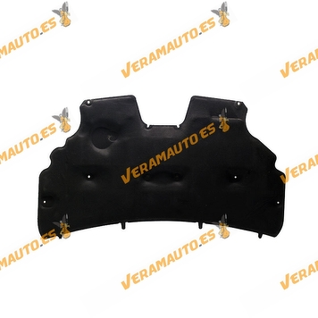 Sound Insolation Blancket Front Bonnet Ford Fiesta from 2009 to 2013