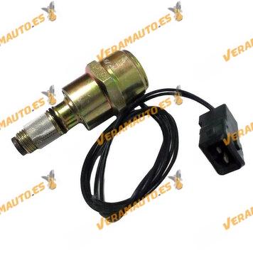 Electrovalvula | Corte Inyeccion Combustible Bomba Inyectora Delphi y Lucas | Mitsubishi y Volvo 1.9D | OEM 9108154BI