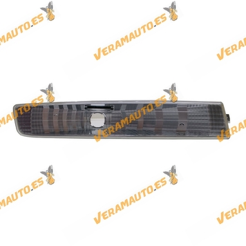 Left Front Indicator Light Opel Vivaro from 2001 to 2006 | Transparent | Without Lamp Holders | OEM 26135-00QAC