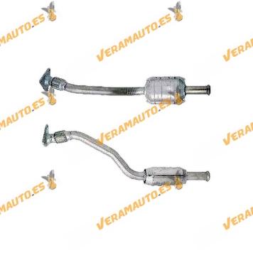 Catalizador Especifico Renault Laguna 1.9td 1870 Cc 79 Kw 107 Cv F9q De 1999 En Adelante Similar A 7700431088, 8200165653