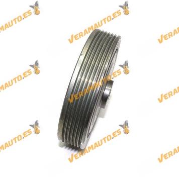Polea de cigueñal para motores 1.9 DI DTI DCI Trafic Vivaro Primastar Laguna Movano 7700113776