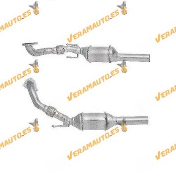 Catalizador Especifico Seat Ibiza Cordoba Volkswagen Polo de 1997 a 1999 motores 1.9 TDi Similar a 6K0253058FX
