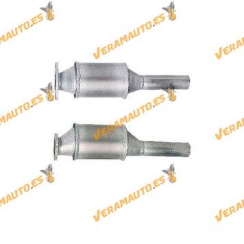 Catalizador Especifico Fiat Punto 1.9d | 1910 cc | 44 Kw | 60 cv | 188A3.000 | OEM Similar a 46756796