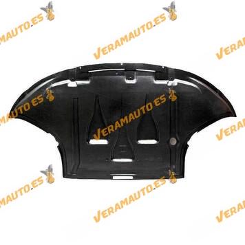 Cubre Carter Audi A6 C6-4F de 2004 a 2011 Proteccion Bajo Motor Plastico Polipropileno | OEM Similar a 4F0863821T