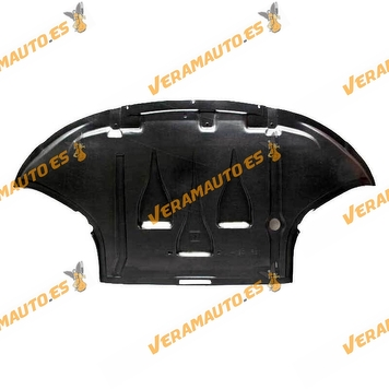 Sump guard for Audi A6 C6-4F from 2004 to 2011 Polypropylene Plastic Under Engine Protection | OEM Similar to 4F0863821T
