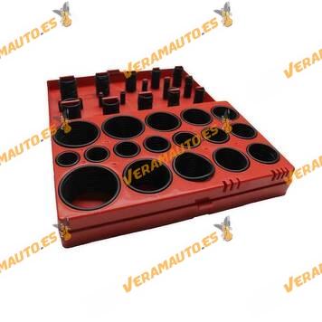Rubber O-Ring Kit, Universal Sealing Gasket,419pcs