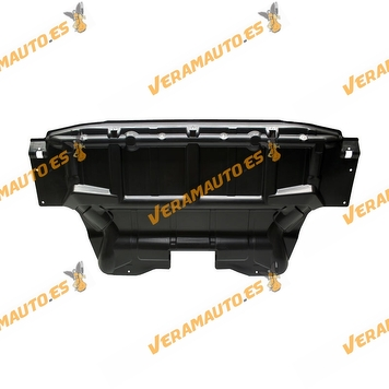 Cubre Carter | Proteccion Bajo Motor Bmw X5 de 1999 a 2006 | Delantero | Motores 3.0 Diesel | Similar a OEM 51718402436