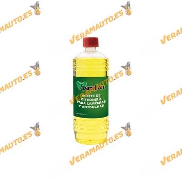 Citronella Anti-Mosquito Torch Oil 1 liter