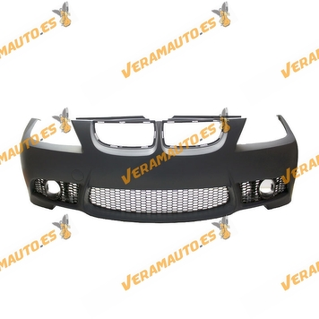 Bumper BMW 3 Series E90 | E91 M3 Sedan and Touring from 2004 to 2008 | with Grids | OEM 51118043960